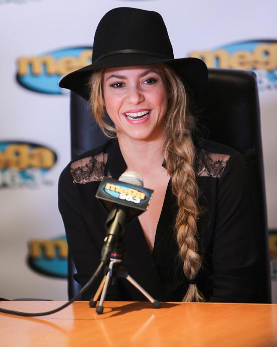 Shakira asegura que no tiene planes de boda con Piqué