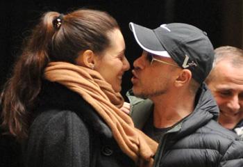Eros Ramazzotti: 'Estoy muy feliz porque ¡nos casamos!'