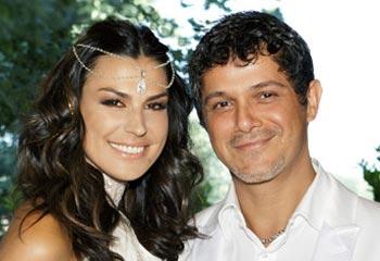 A Alejandro Sanz y Raquel Perera les gusta el nombre de Alma para su hija, que nacerá en Madrid