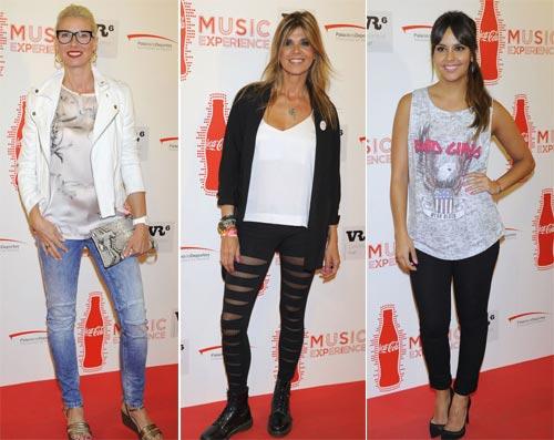 Rosa López, Manuel Martos, Dafne Fernández... la provocación de Miley Cyrus hace escala en España