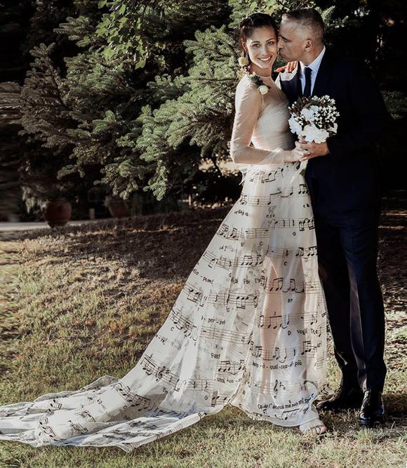 Matrimonio Con Uomo Con Figli : La musical boda de eros ramazzotti y marica pellegrinelli