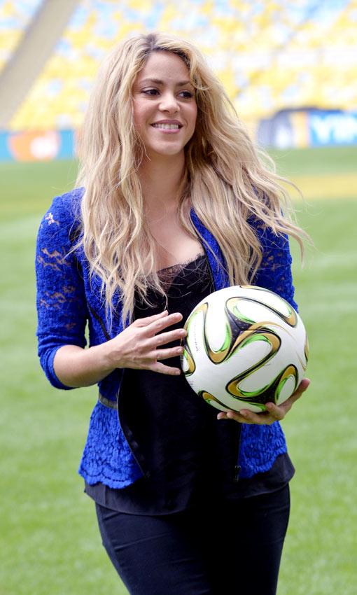 Shakira: 'Nunca olvidaré que encontré al amor de mi vida en un Mundial'