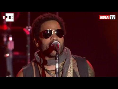Maná y Lenny Kravitz hacen vibrar al público en la apertura de Rock in Río Madrid