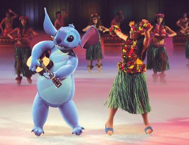 Mickey y Minnie nos trasladan al mágico mundo de Disney