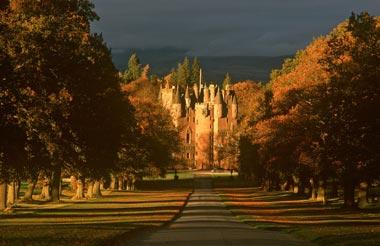 Un viaje a Escocia, la tierra de los castillos y la cuna del golf