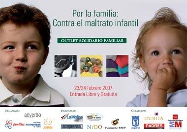 Todos contra el maltrato infantil