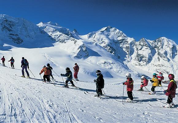Los Alpes: un pequeño gran destino esta Navidad