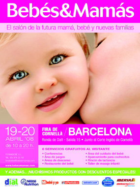 Bebés&Mamás, la feria de maternidad más importante de España