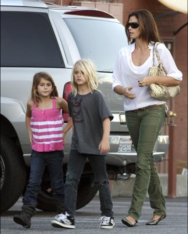 Mamás famosas, de paseo con sus hijos