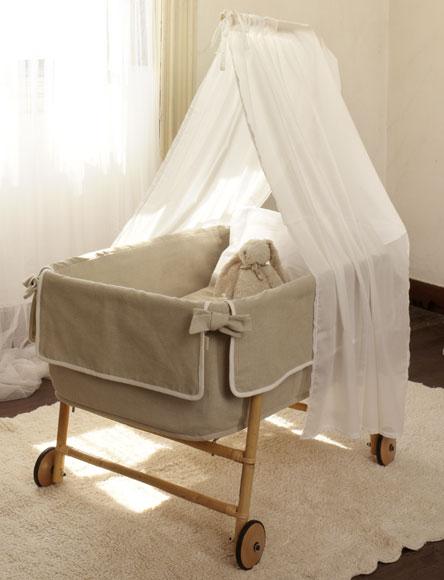 Decoración infantil: dormir como un pequeño 'rey'