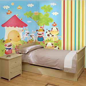 Decorar la habitacion de mi bebe for Como puedo decorar mi habitacion