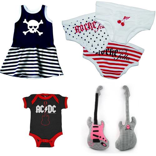 ropa alternativa para bebes