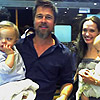 Bebés a pares: la 'moda' de los gemelos entre los famosos