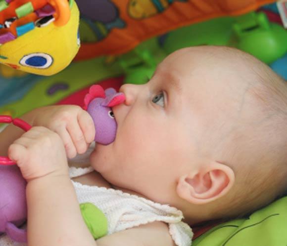 La importancia de la estimulación temprana de tu bebé
