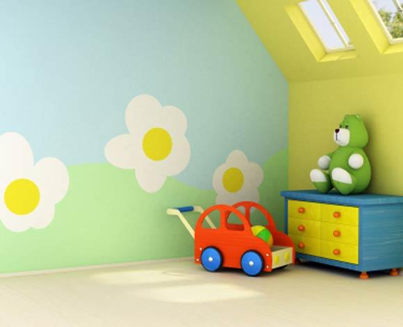 Decora su habitación para favorecer su desarrollo
