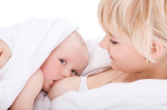 Consejos a la hora de amamantar a tu bebé