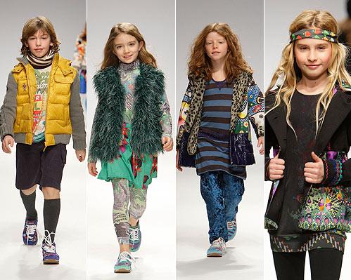 el diseador cataln adems de presentar sus primeras prendas uminiu para nios en la feria de moda infantil de valencia tambin lo ha hecho en florencia