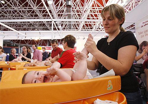 Así sera el próximo Salón Bebés&Mamás
