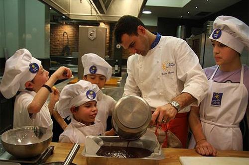 Aprende a cocinar en familia con Darío Barrio