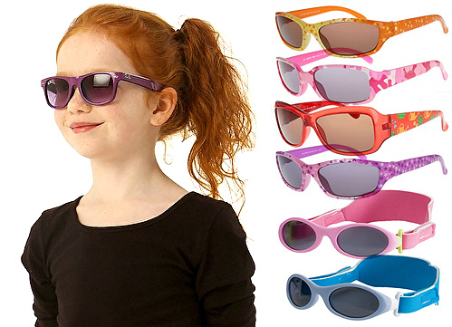 Gafas de sol para los 'peques': ¿Proteges sus ojos adecuadamente?