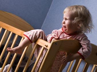 'Mi hijo se niega a dormir, ¿qué le ocurre?'