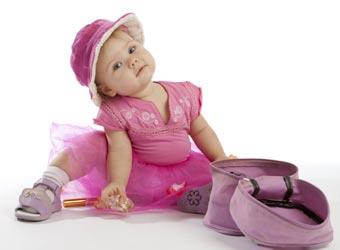'Cosmética baby': Comparte neceser con tu bebé