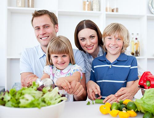Los beneficios de comer en familia - El comedor de familia ...