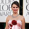 El 'look' premamá de Natalie Portman en los Globos de Oro