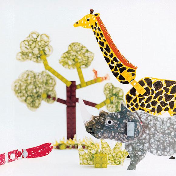 Ladrillos o papel as son las nuevas construcciones de lego - Construcciones de lego para ninos ...