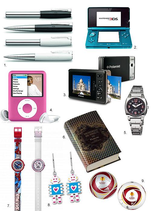 Comuniones 2011: Ideas originales para regalar