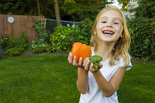 ¿No sabes qué hacer para que los 'peques' coman más verduras?