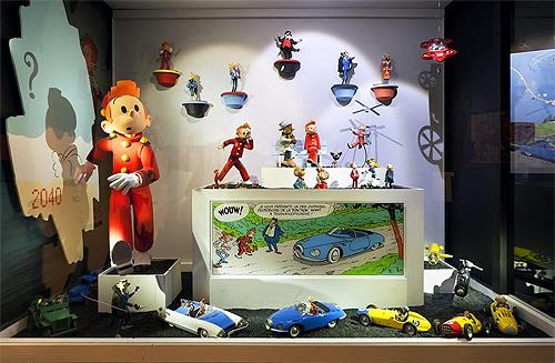 Los Pitufos, Tintín y Asterix y Obelix ya tienen su propio museo