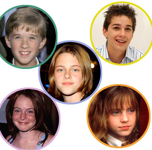 ¿Cómo han crecido los niños actores de Hollywood?