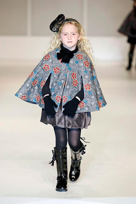 Desde rusia con amor las mu ecas rusas inspiran la moda infantil este oto o foto - Monalisa moda infantil ...