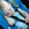 ¿Cuáles son los riesgos reales del mal uso de la sillita en el coche?