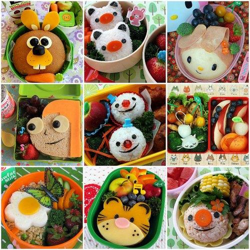 Qu es una bento box for Cocina creativa para ninos