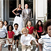 Oscar de la Renta diseñará una colección infantil