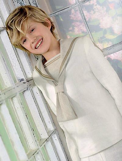 Los trajes de primera comuni n para ni os 2012 foto 8 - El corte ingles bebes tronas ...