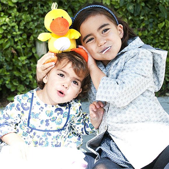 Especial Moda: colecciones infantiles para esta primavera-verano