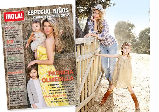 Esta semana con tu revista ¡HOLA!, el Especial niños primavera-verano 2012