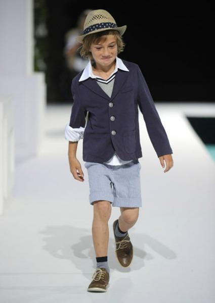 Tendencias 2012: El 'blazer' para niños es la prenda estrella de la temporada