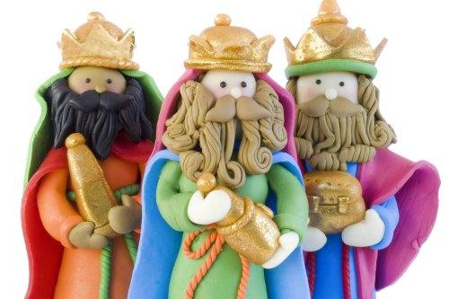 Los Reyes Magos, los preferidos por los niños españoles
