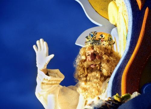 ¡Los Reyes Magos de Oriente llegan a Madrid!