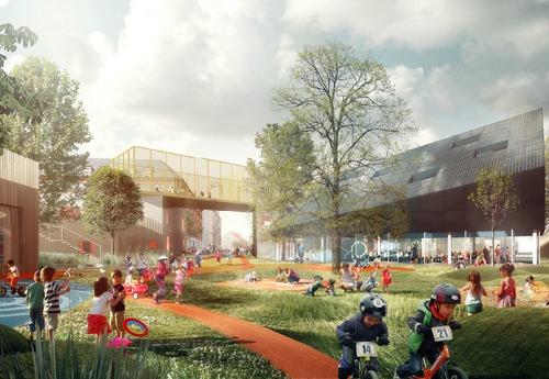 Copenhague tendrá una 'superciudad' para niños