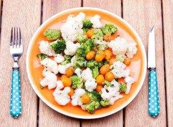 Niños vegetarianos: ¿Es saludable?