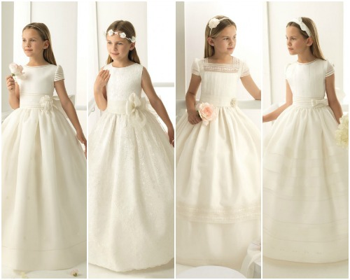 Cuanto cuesta un vestido de comunion nina