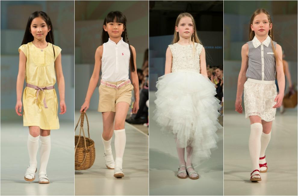 Así ha sido la primera 'fashion week' para niños de Londres