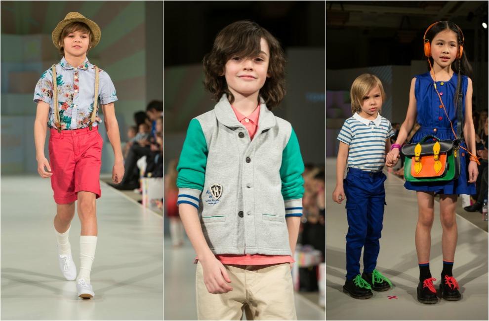 moda infantil londres