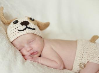 Ideas muy 'cool' para regalar a un bebé recién nacido