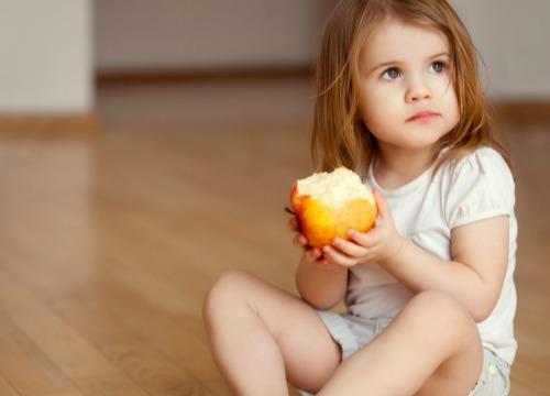 Contra el sobrepeso... ¡manzanas!